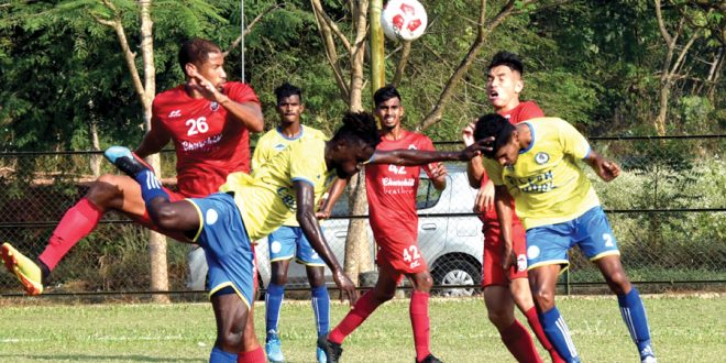 Goa Professional League 2019-20 Round 12