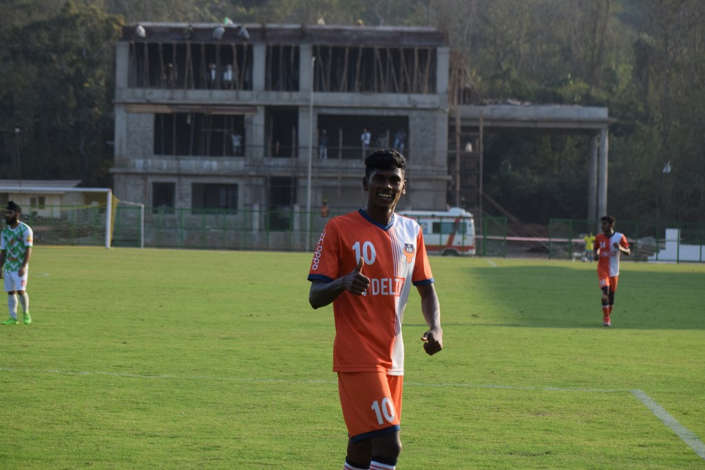 FC Goa forward Liston Colaco signs for Hyderabad FC