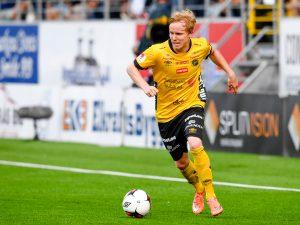 Swedish midfielder Simon Lundevall signs for Northeast United FC