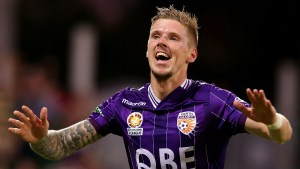 Northeast United FC sign Irishman Andy Keogh to replace Asamoah Gyan