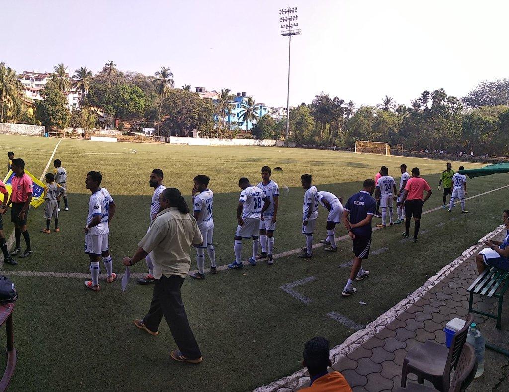 Goa Professional League 2019-20 Round 16