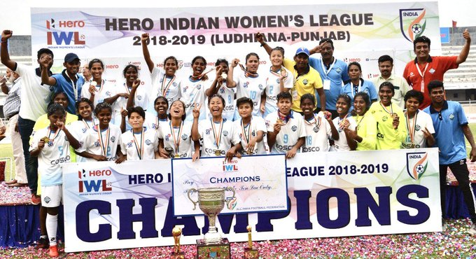 Indian Women's League (IWL) to start on January 24th