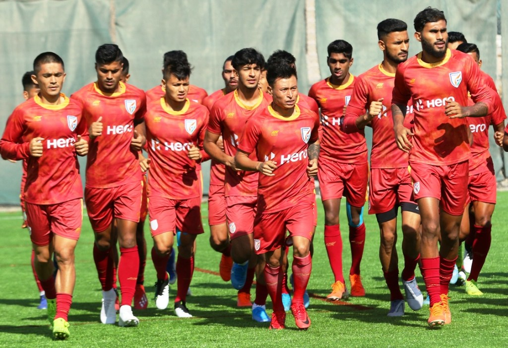 International Friendly: India to play Tajikistan on March 31st