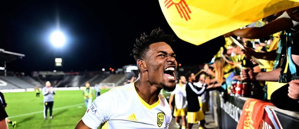 Bengaluru FC sign Jamaican forward Kevaughn Frater on a short-term deal