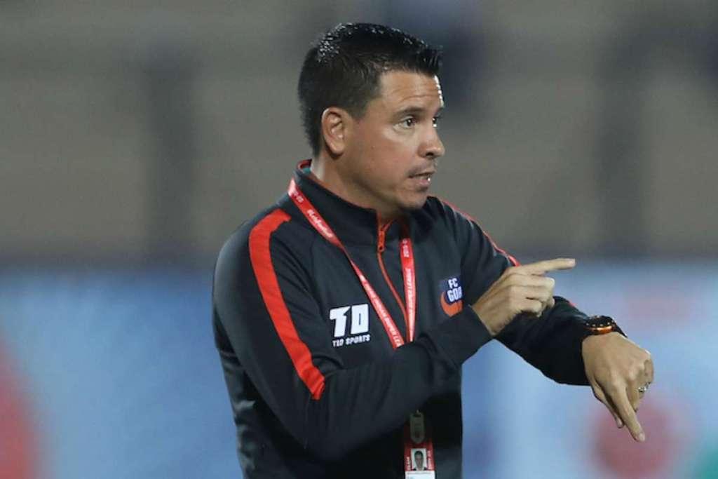 FC Goa sack Sergio Lobera