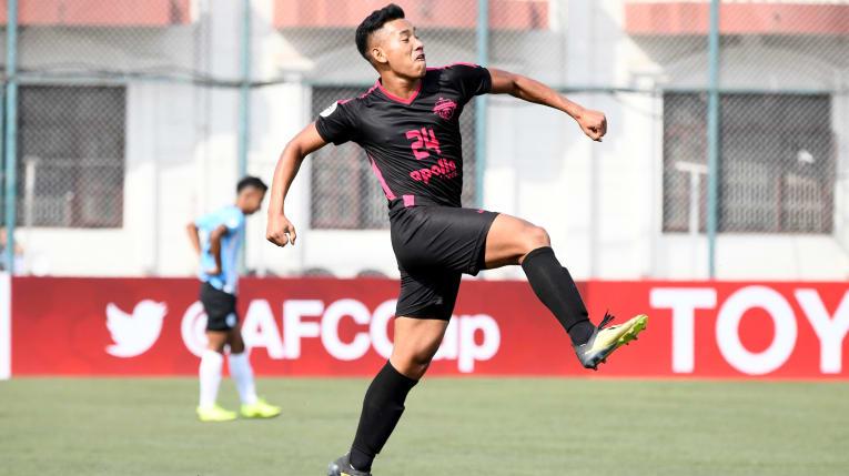 Odisha FC sign 17-year-old midfielder Thoiba Singh Moirangthem