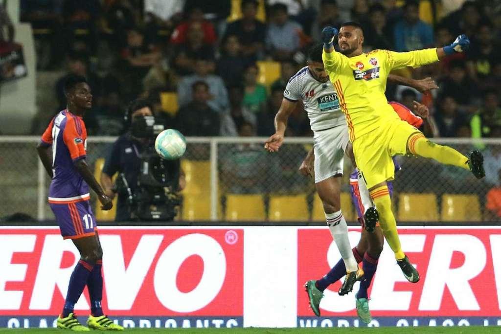Hyderabad FC goalkeeper Kamaljit Singh joins Odisha FC
