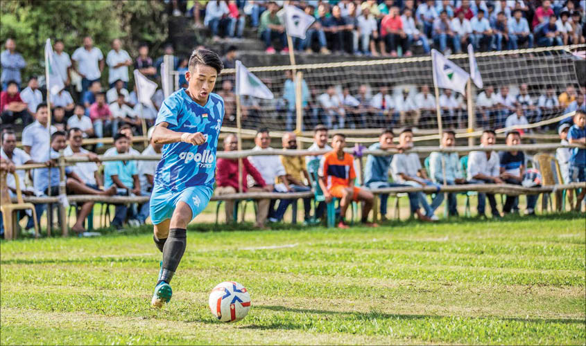 FC Goa sign winger Makan Winkle Chothe