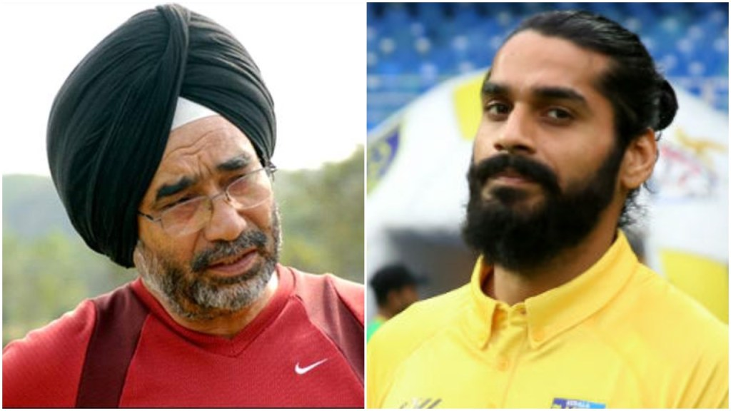 Sandesh Jhingan and Sukhwinder Singh awarded Arjuna Award and Dhyan Chand Award respectively