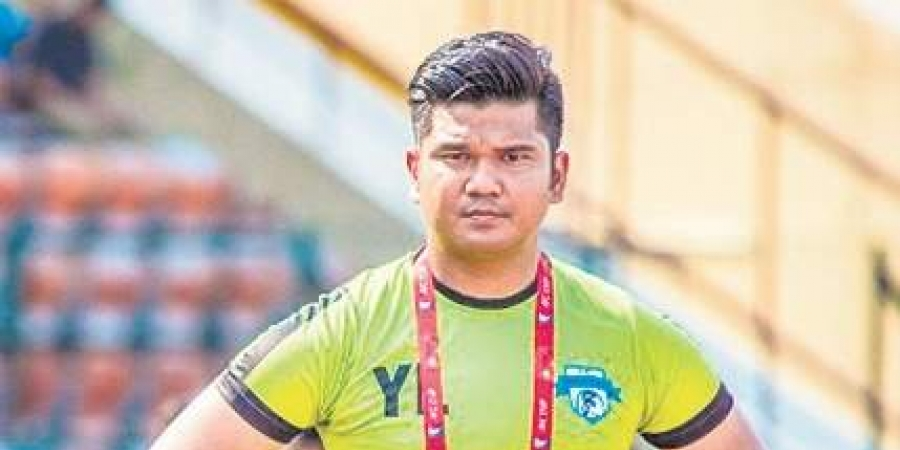 Yan Law is the new Head Coach at Mohammedan SC