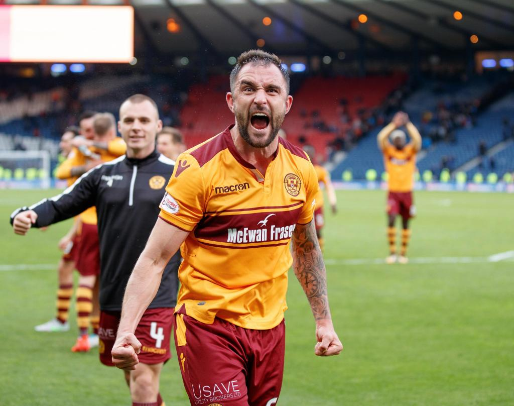 Defender Peter Hartley joins Jamshedpur FC from Scottish club Motherwell FC