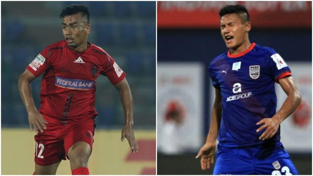 Chennaiyin FC sign fullbacks Reagan Singh and Lalchhuanmawia