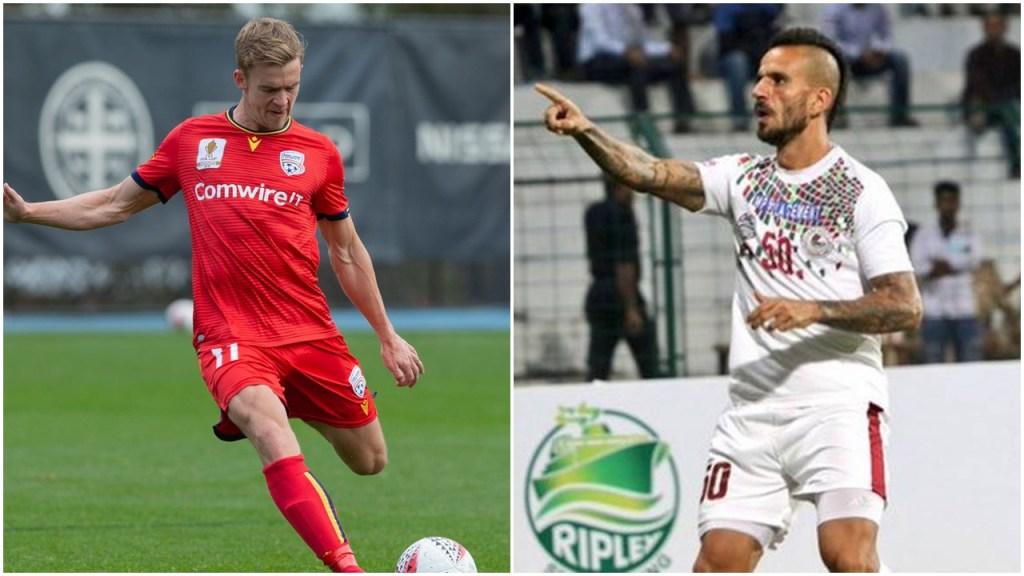 Bengaluru FC: Norwegian forward Kristian Opseth and 2019-20 I-League winning midfielder Fran González join the club
