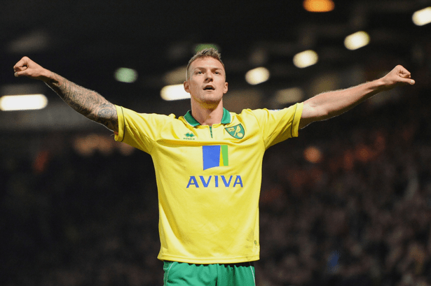 Former Norwich City winger Anthony Pilkington signs for SC East Bengal