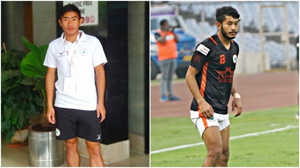 Mumbai City FC sign midfielders Chanso Horam and Naorem Tondomba Singh and loan them out