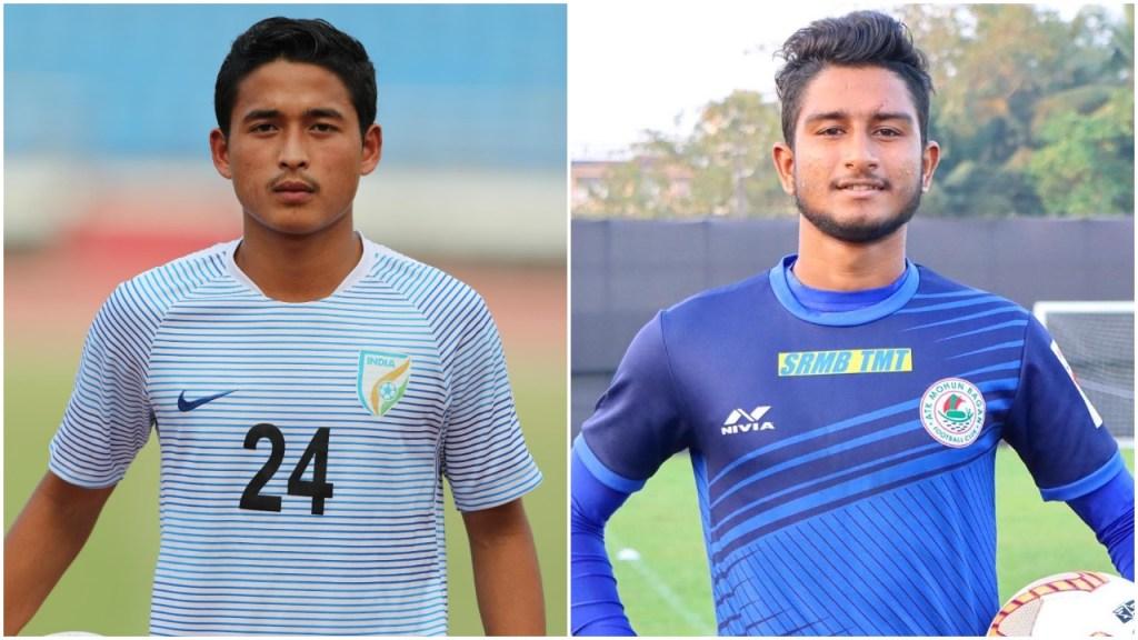 Kerala Blasters' Nongdamba Naorem moves to ATK Mohun Bagan; Subha Ghosh moves from ATKMB to KBFC