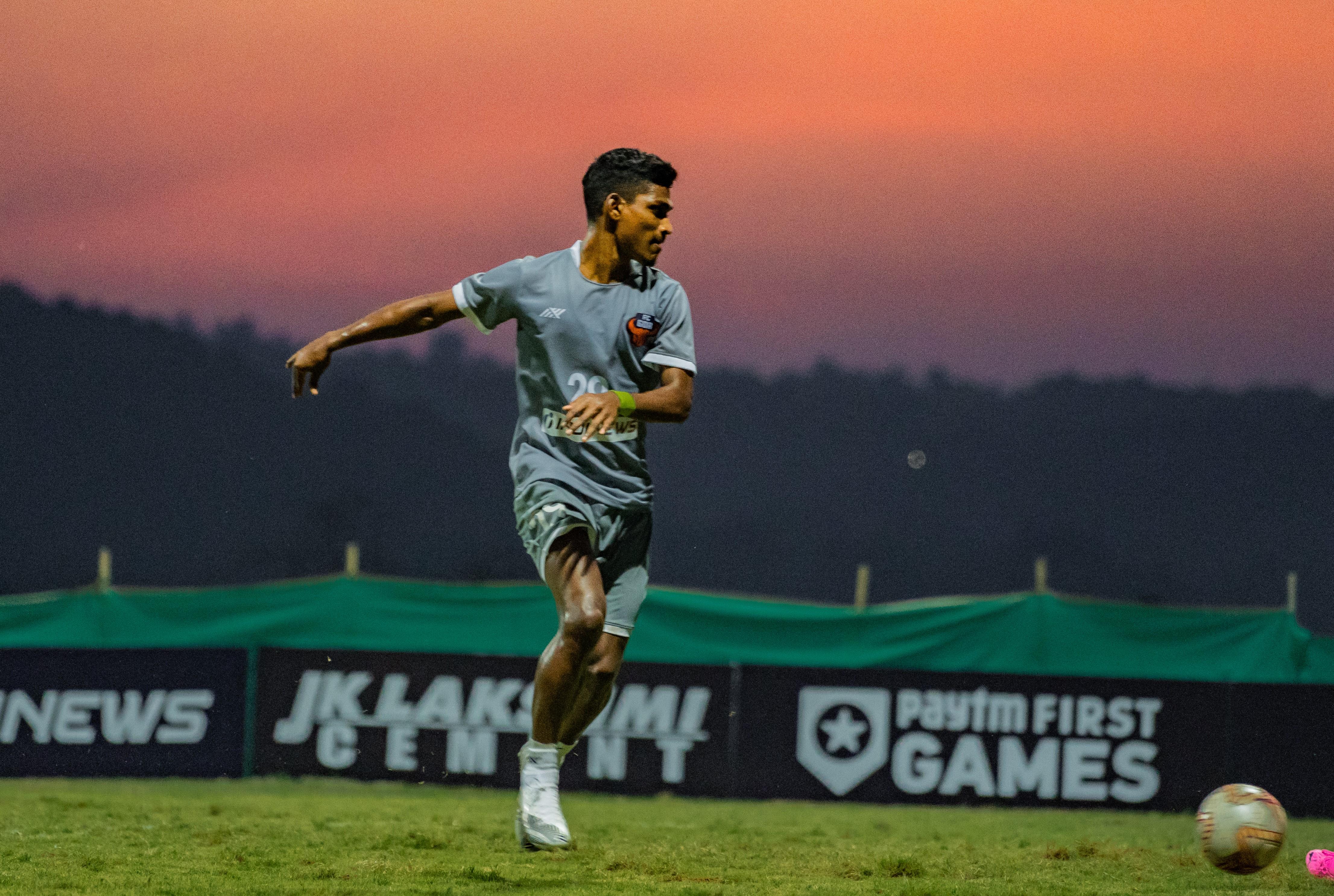 Devendra Murgaonkar, FC Goa