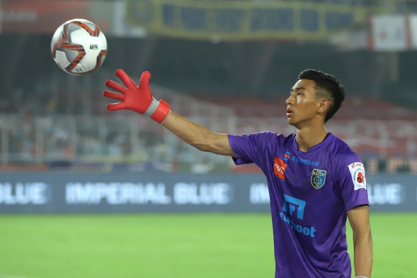 FC Goa sign goalkeeper Dheeraj Singh Moirangthem from ATK Mohun Bagan