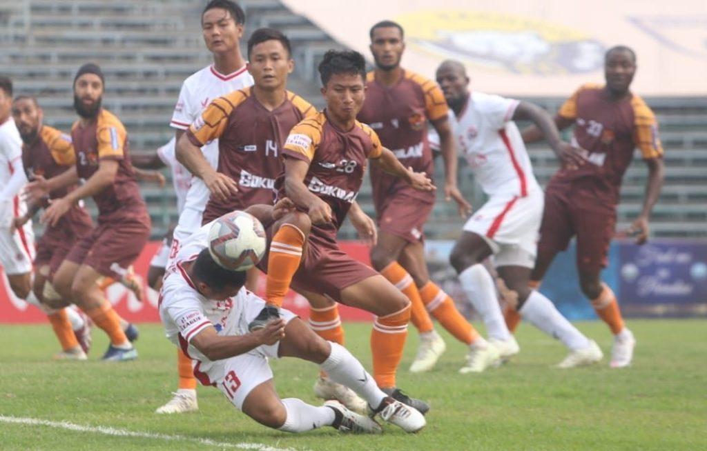 I-League 2020-21 Round 3