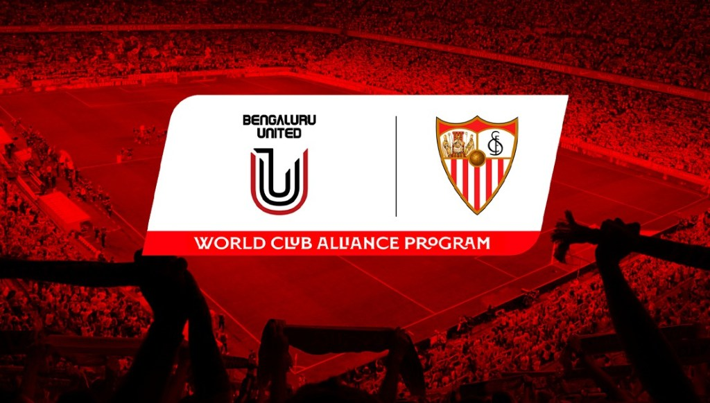 Sevilla FC and FC Bengaluru United formalise their Five-Year Partnership