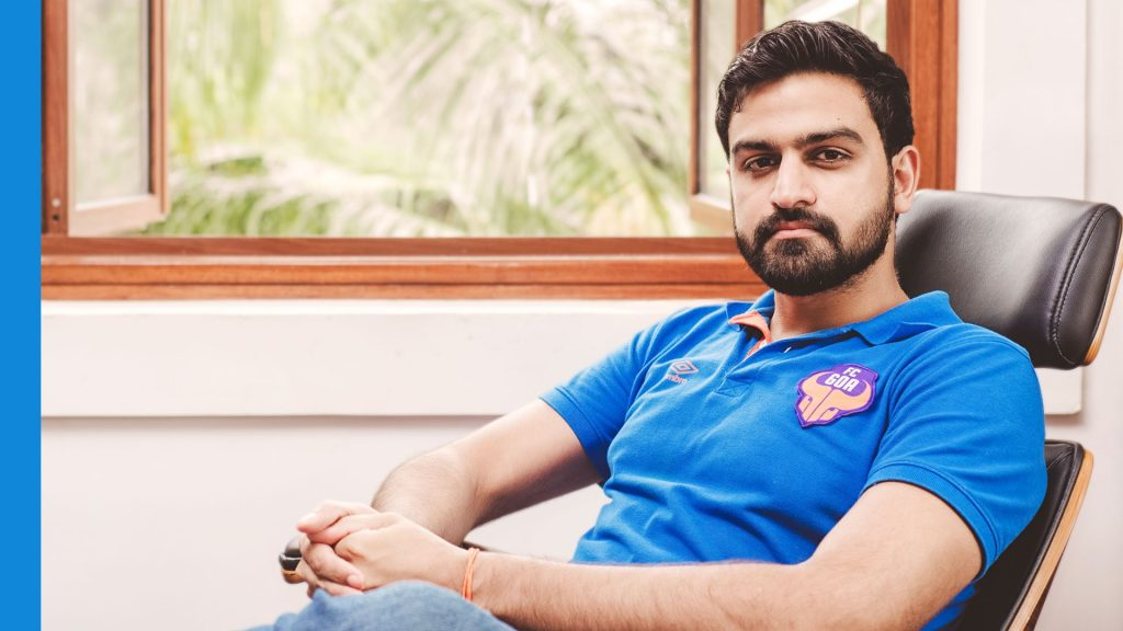 FC Goa President Akshay Tandon's vision for the club