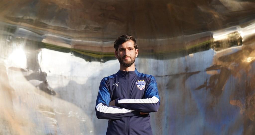 Bengaluru FC sign Real Kashmir FC attacker Danish Farooq