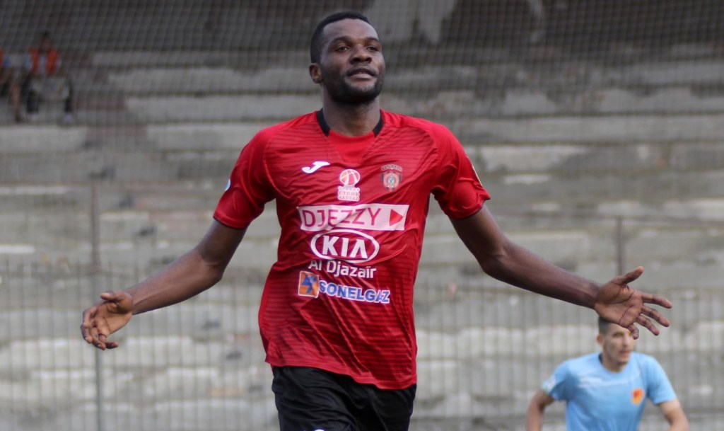 Bengaluru FC sign Congolese international forward Prince Ibara