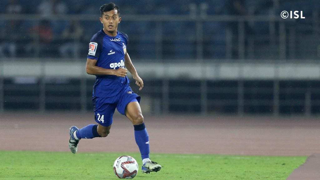 Midfielder Isaac Vanmalsawma moves to Odisha FC