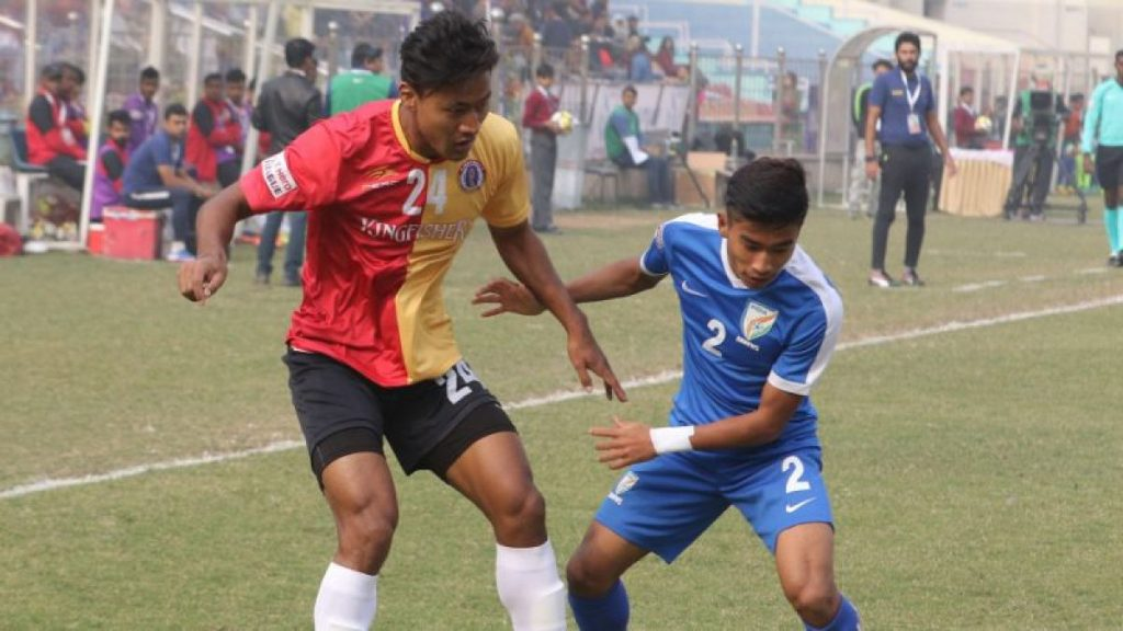 Defender Salam Ranjan Singh signs for Chennaiyin FC