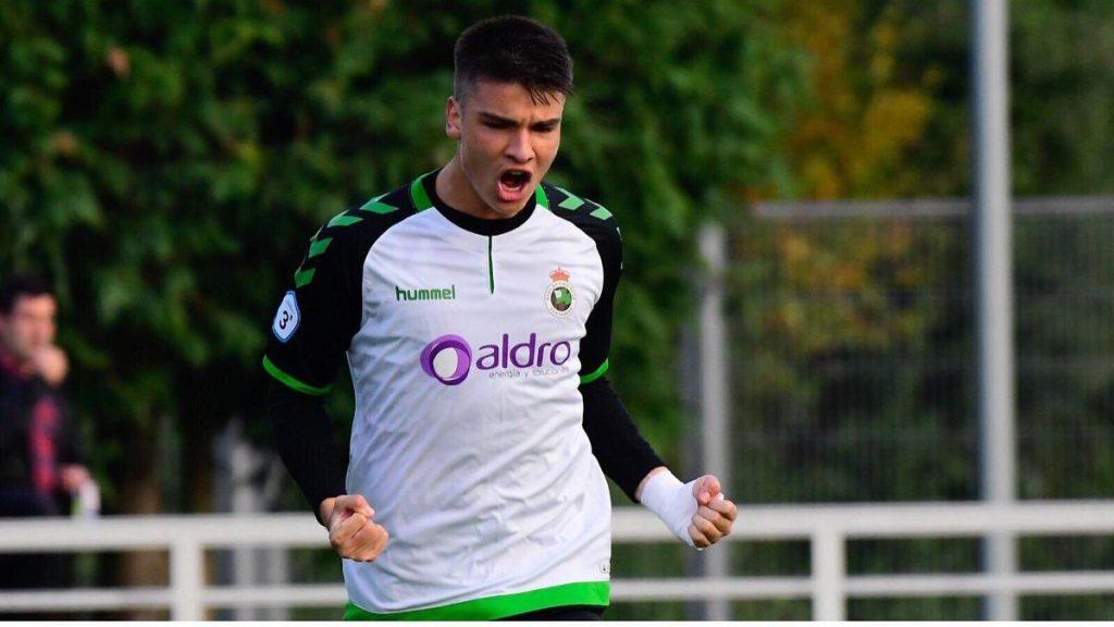 Former Racing Santander forward Javier Siverio signs for Hyderabad FC
