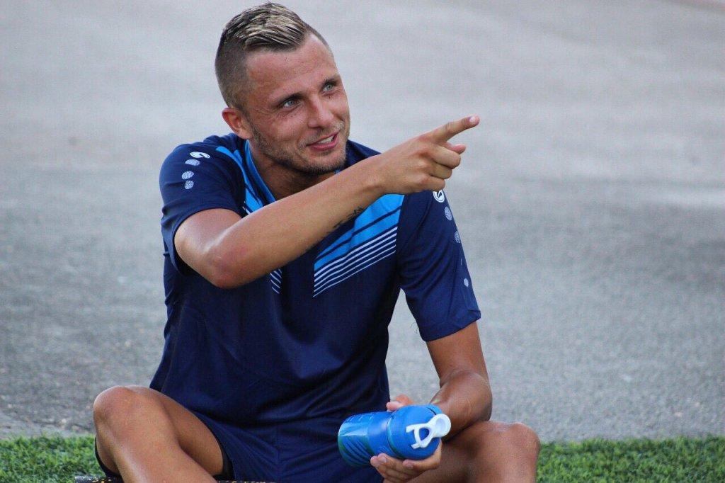 Polish forward Łukasz Gikiewicz joins Chennaiyin FC
