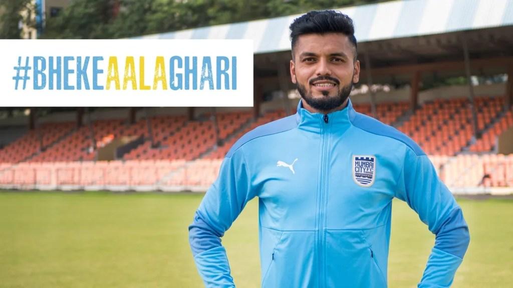 Rahul Bheke joins Mumbai City FC