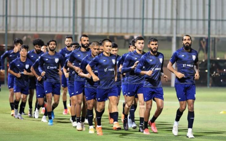 AIFF lays down Indian National Team calendar for the rest of 2021