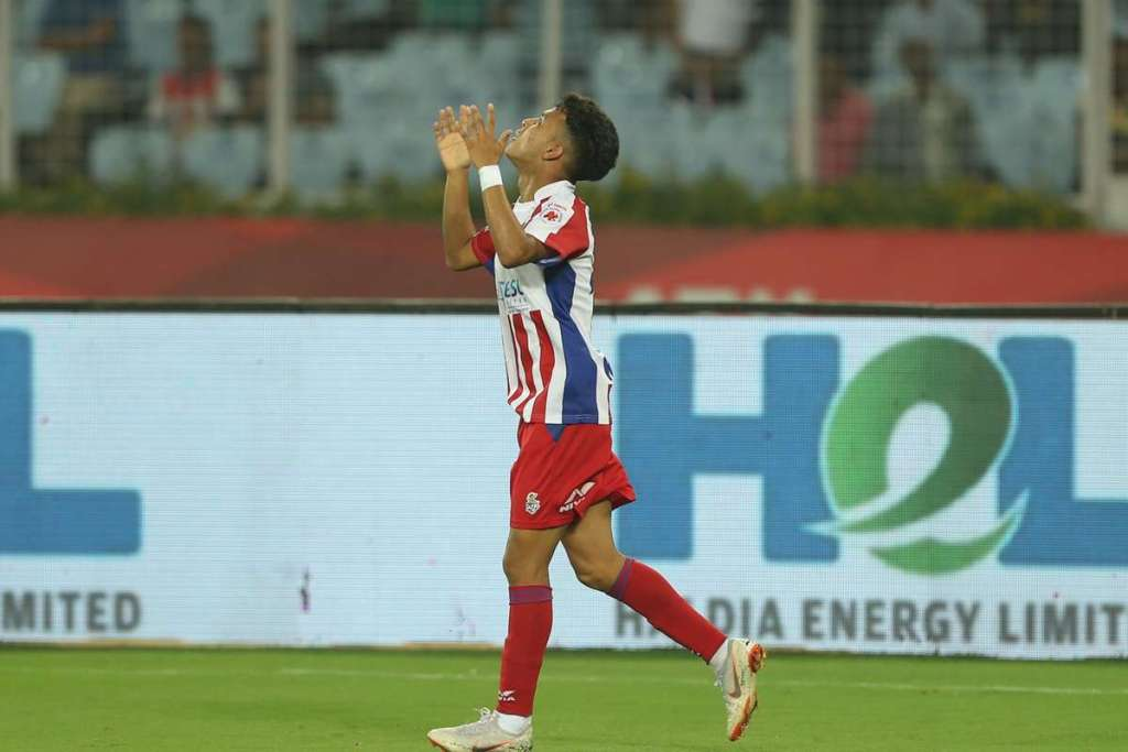 Jamshedpur FC sign Komal Thatal on a three-year contract