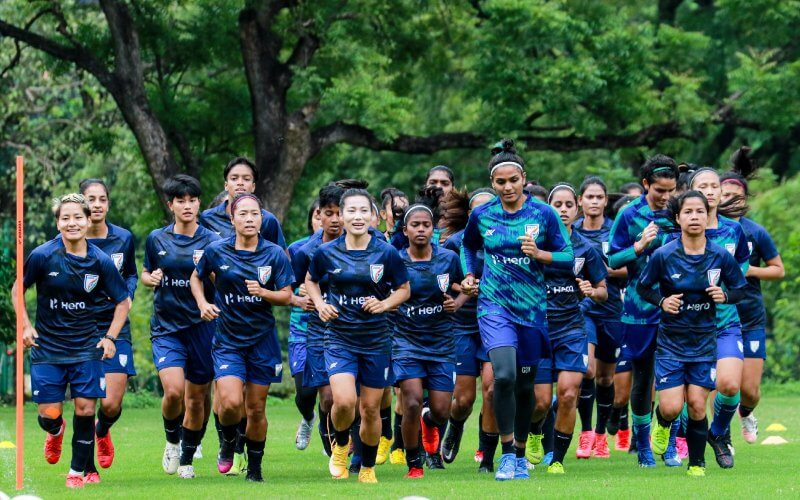 Indian Women's NT will play four friendlies in October 2021