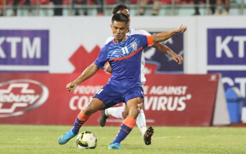 International Friendly, September 5, 2021: India win 2-1 against Nepal