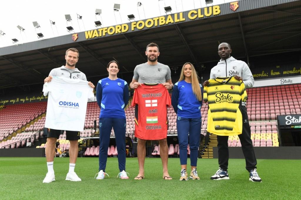 Odisha FC sign international club partnership with Premier League club Watford FC