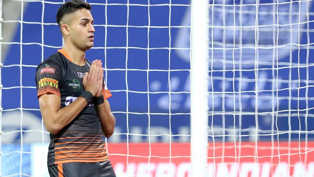 FC Goa's Ishan Pandita signs with Jamshedpur FC