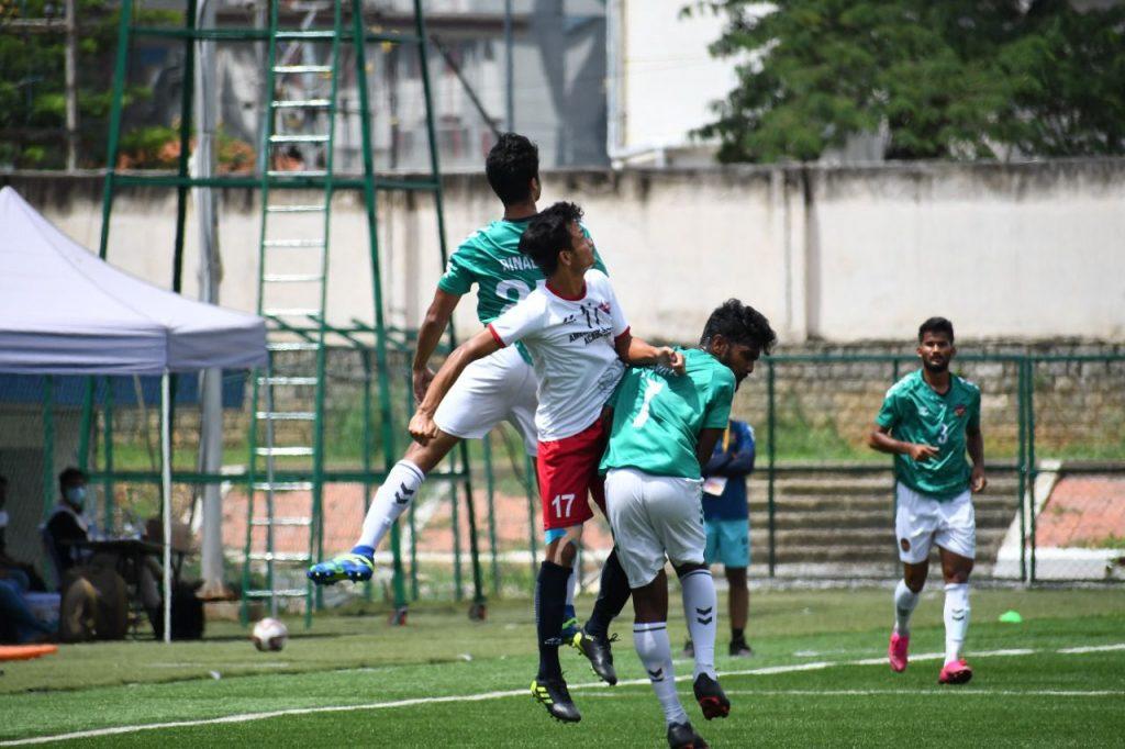 I-League Qualifiers 2021 Kenkre FC vs Corbett FC