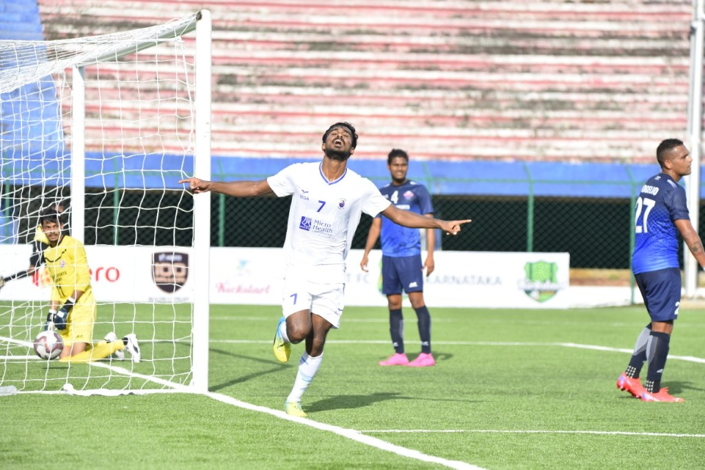 I-League Qualifiers 2021 Kerala United FC vs Corbett FC
