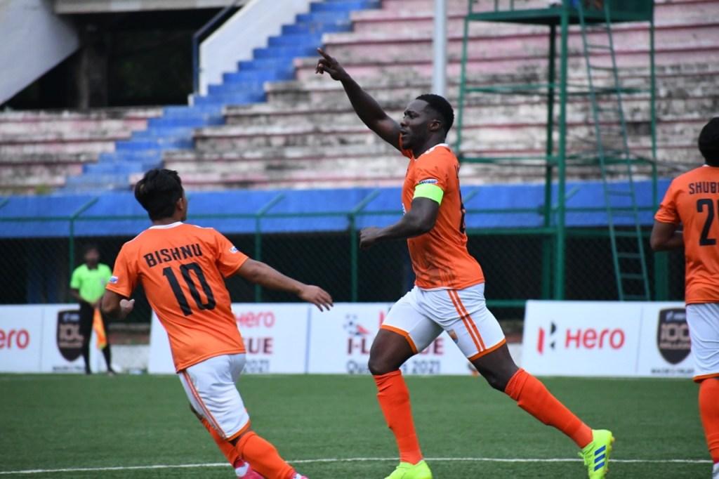 I-League Qualifiers 2021 Ryntih SC vs Madan Maharaj FC