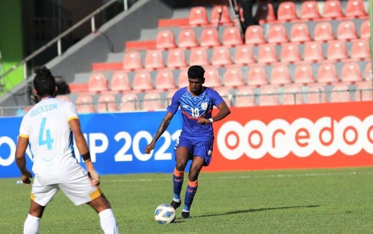 SAFF Championship 2021 India vs Sri Lanka