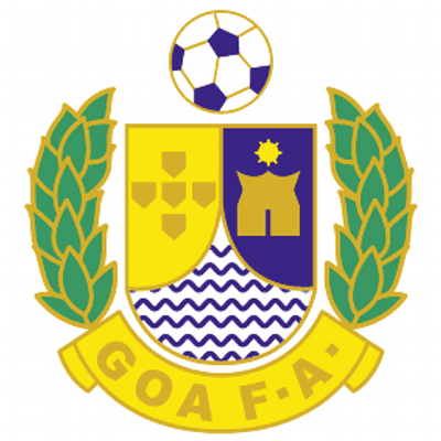 goa football association logo