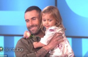 adam levine meets girl who wants to marry him 1