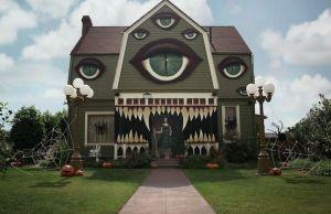 halloween monster house 1