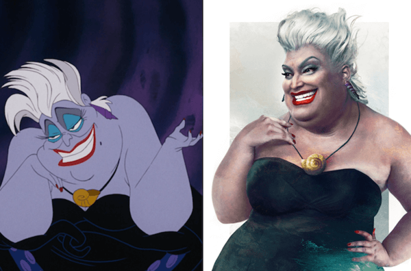 disney villains as real people 3