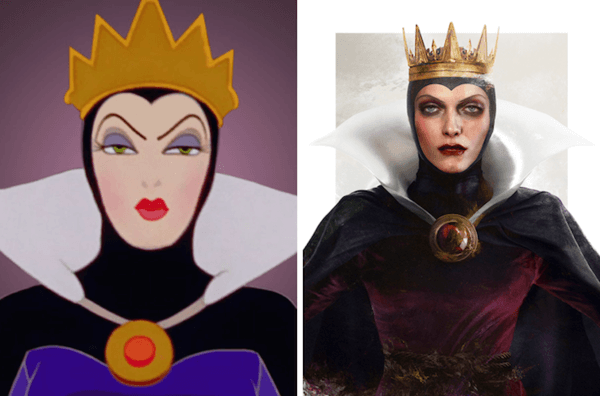 disney villains as real people 5