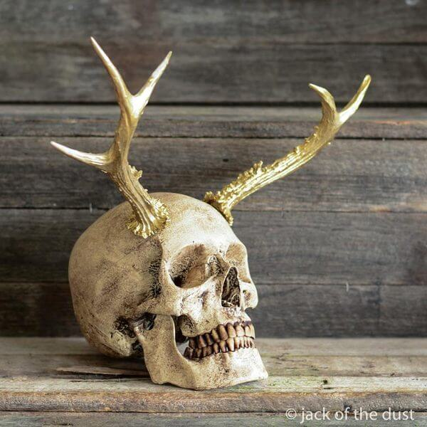 These Awesome Bonsai Skulls Bring The Dead To Life