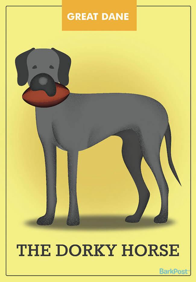Honest Dog Stereotypes Slogans 11