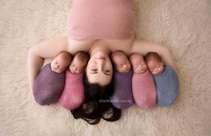 Mom Gives Birth To Quintuplets 1